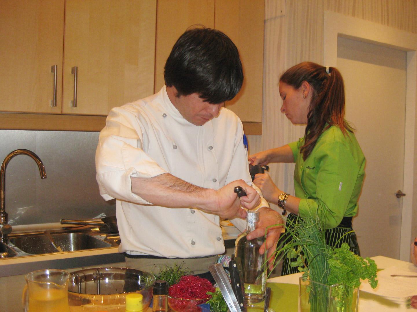 Clase de alta cocina el blog de lola mantilla for Tecnicas de alta cocina