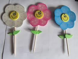 Pinchos flores